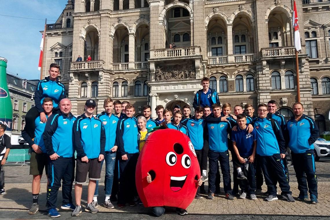 Dorostenecká družstva dobyla Liberec