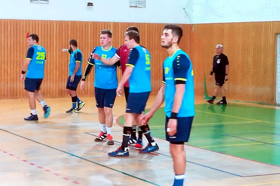 2.liga mužů – Juniorka těsně podlehla Rožnovu