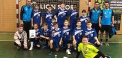 Mladší žáci vybojovali bronz na turnaji Eminent Cup