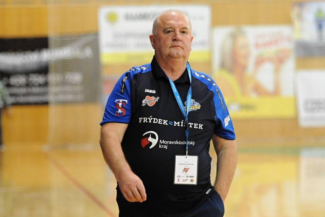 Ve zbývajících zápasech chceme získat sebedůvěru pro play out, říká Lubomír Kavka