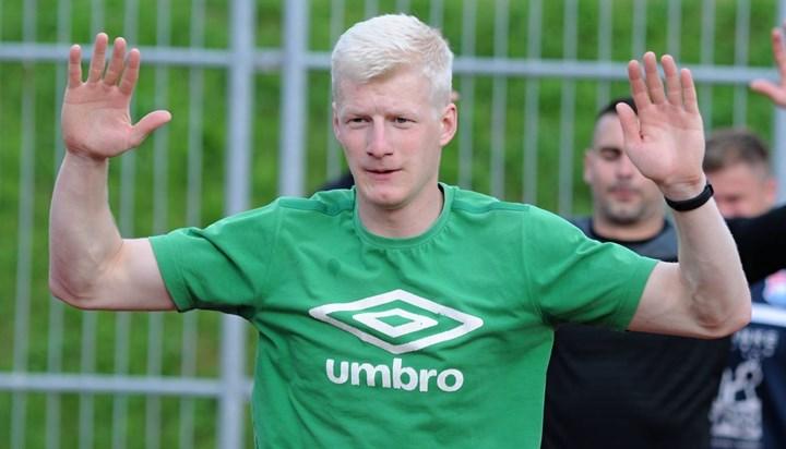 Ve Frýdku-Místku bydlím už rok, takže jsem chtěl hrát v místě bydliště, říká další posila SKP Tomáš Mlotek