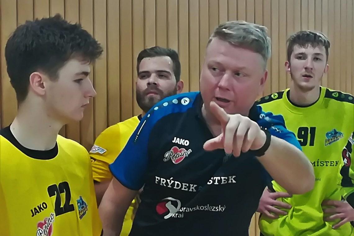 Radim Hustopecký nikdy nekřičel, přesto měl u hráčů respekt. Pro mnohé byl druhým tátou